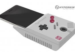 iPhone Gameboy