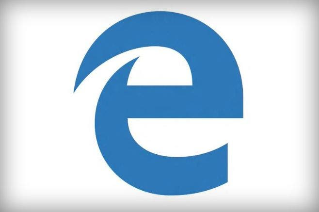 Neues Logo des Microsoft Edge Browsers