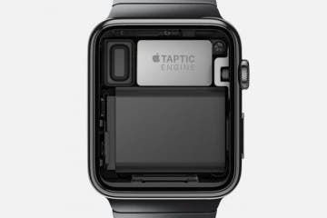 Taptic Engine der Apple Watch