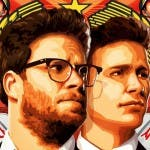 "Filmplakat ""The Interview"""