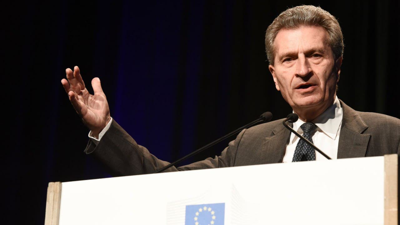 Günther Oettinger