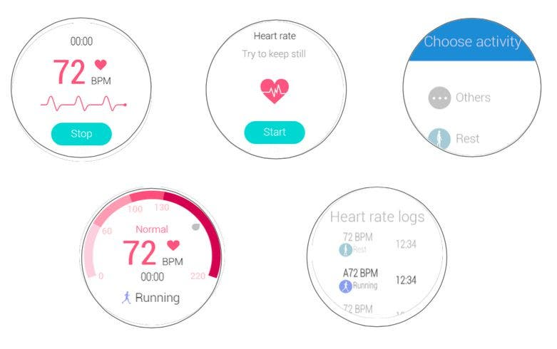 Android Wear 511 Screenshot LG Pulse