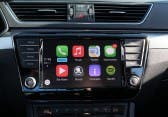 Angetestet: Apple CarPlay im neuen Skoda Superb (2015)