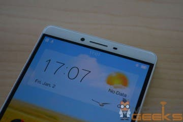 OPPO R7 Plus obere Front
