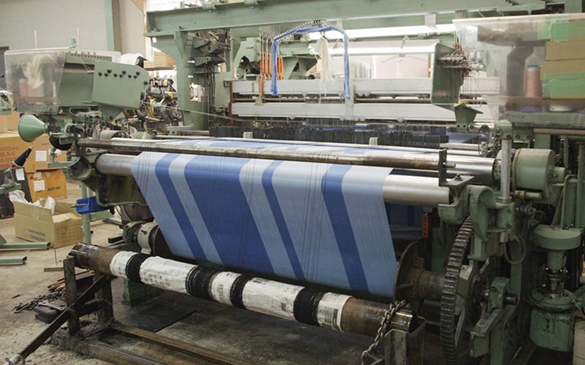 Project Jacquard Stoffmaschine
