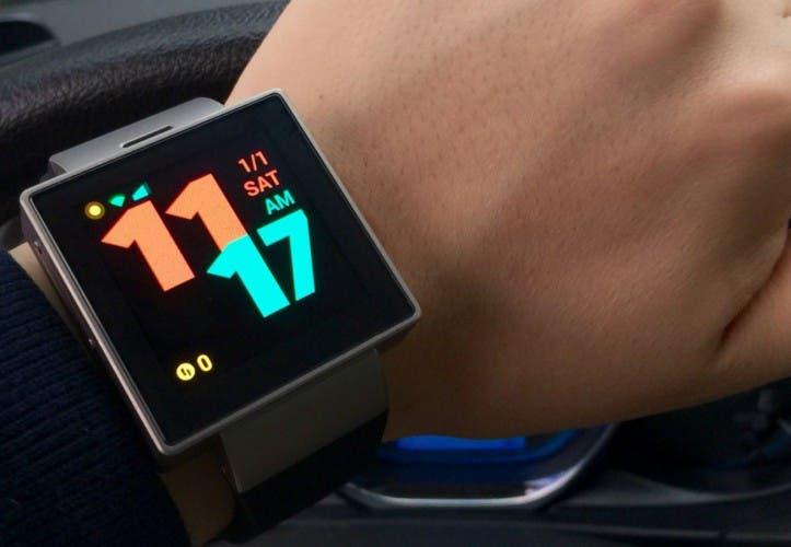 Rockioo Android Smartwatch Hands On