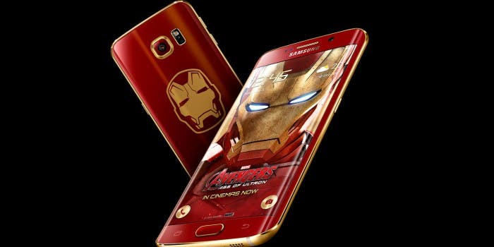 Samsung Galaxy S6 edge Iron Man Limited Edition – offizielles Unboxing