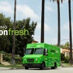 Amazon Fresh Lieferdienst in den USA