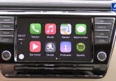 TECHCHECK Skoda Columbus Infotainment-System mit Apple CarPlay im neuen 2015 Skoda Superb