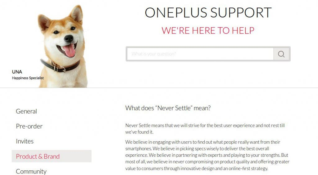 oneplusupport
