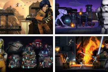 Star Wars Rebels für Windows Phone
