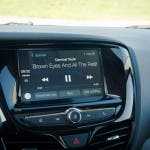 Infotainment-System - 2015 Opel KARL