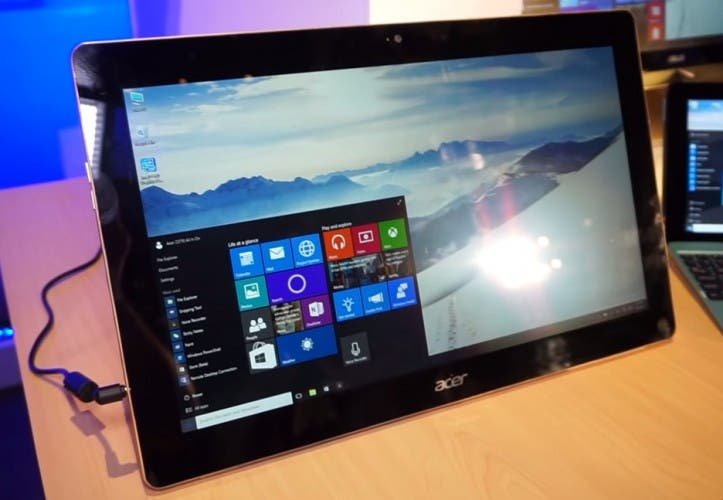 Acer Z3710 All in One Tablet-PC im Kurztest
