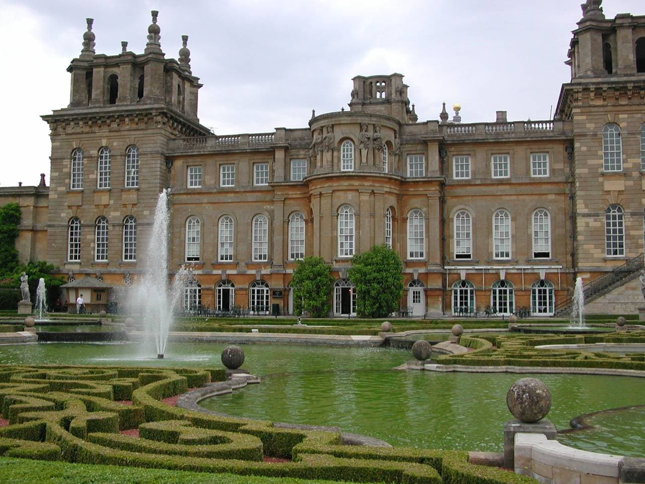 Harry Potter: Blenheim Palace