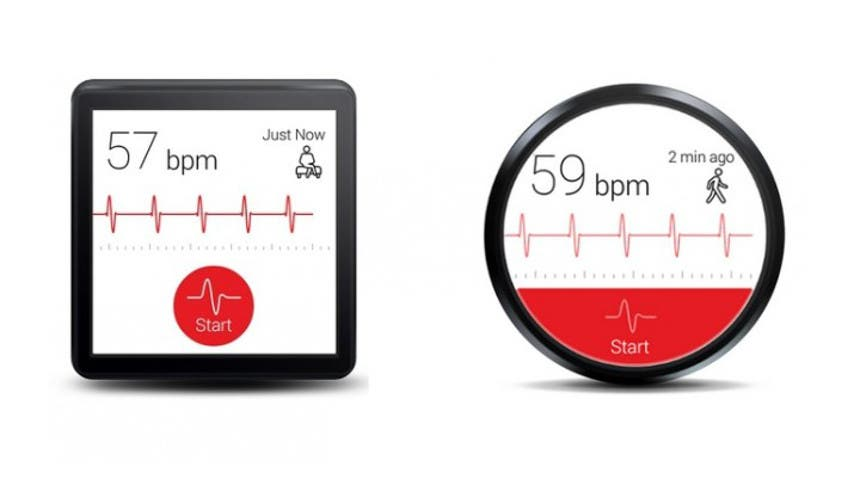 Cardiograph-Android-Wear