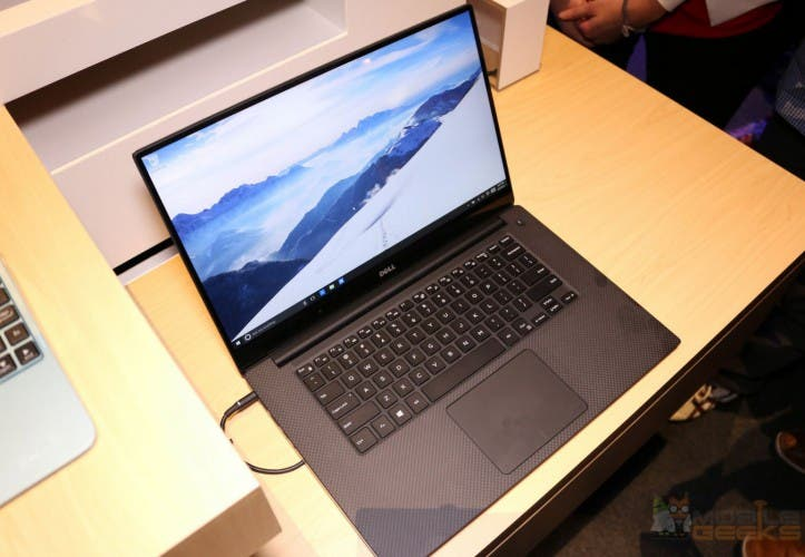 Dell XPS 15 mit Skylake, Windows 10 und 4K-Display – First Look