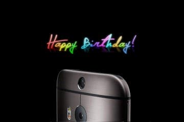 Happy Birthday HTC