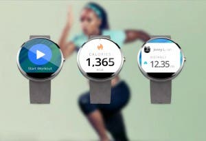 Fitness-Apps für Android Wear Smartwatches