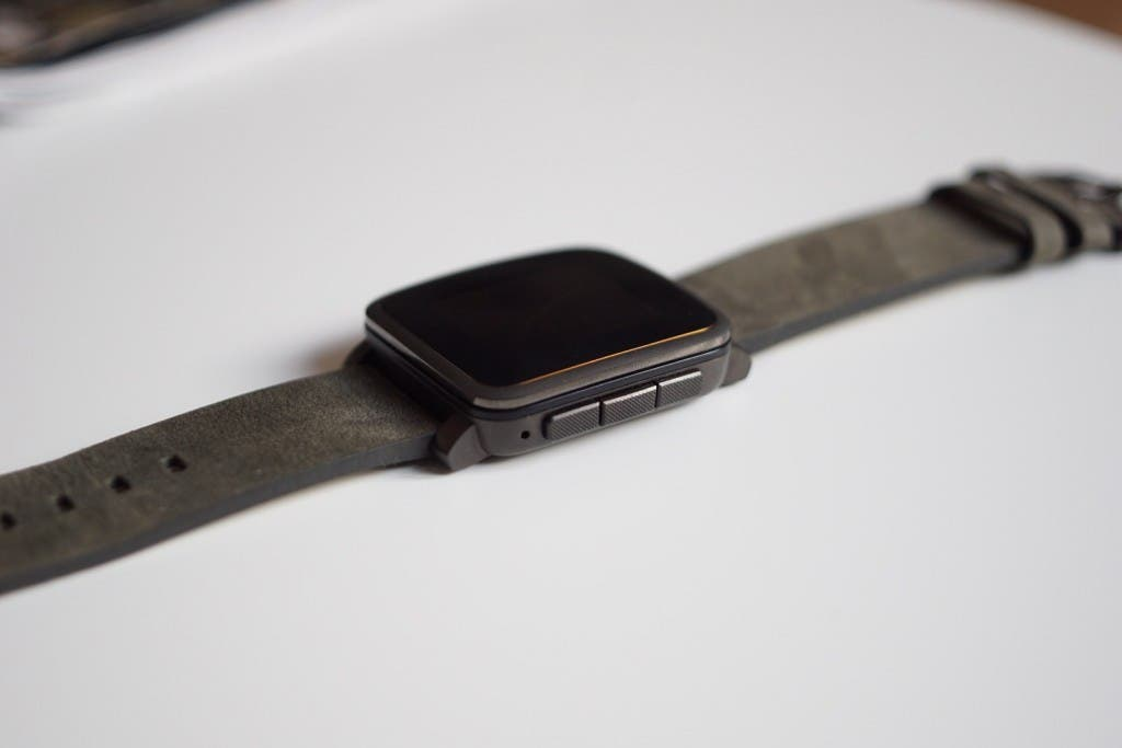Pebble Time Steel Test Review 4
