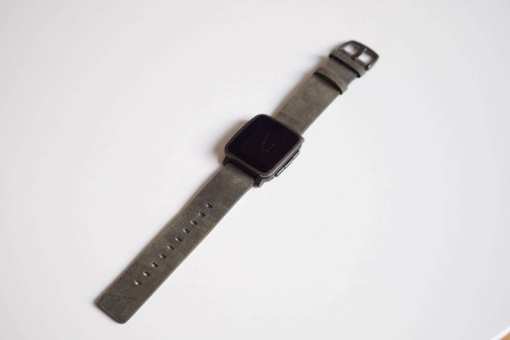 Pebble Time Steel Test Review 5