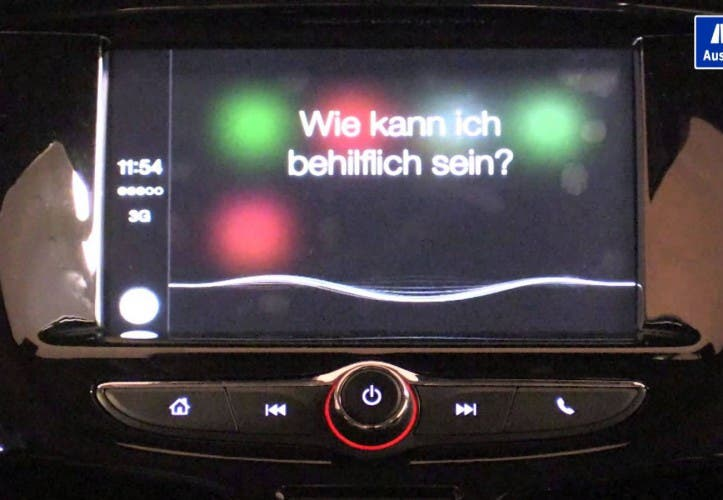 Tech-Check IntelliLink-Infotainment-System im 2015 Opel Karl