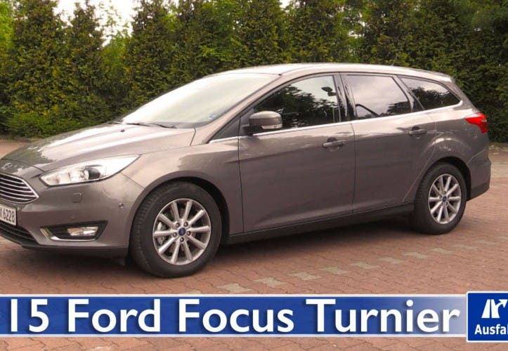 2015 ford focus turnier 2 0 tdci titanium fahrbericht der probefahrt test review. Black Bedroom Furniture Sets. Home Design Ideas