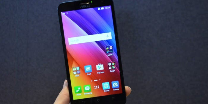 ASUS ZenFone 2 mit Qualcomm Snapdragon 615 angetestet