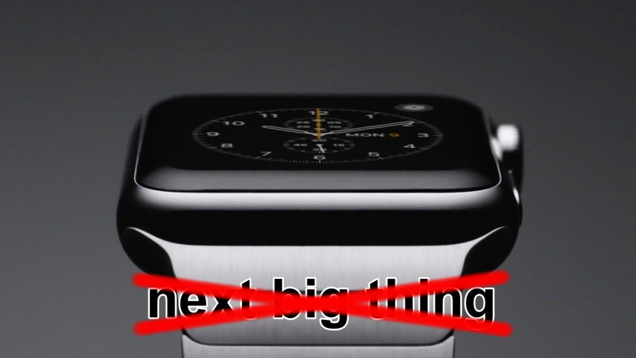 Apple Watch Fail