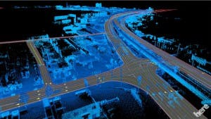 HERE introduces HD maps for highly automated vehicle testing – All details