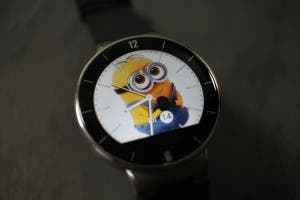 Alcatel One Touch Watch - Watchface