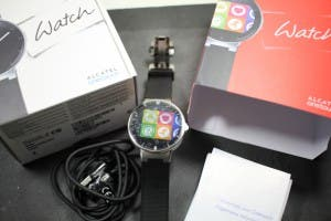 Alcatel One Touch Watch - Move App - Lieferumfang