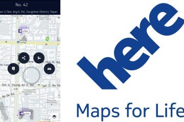 Nokia HERE Maps Android Beta