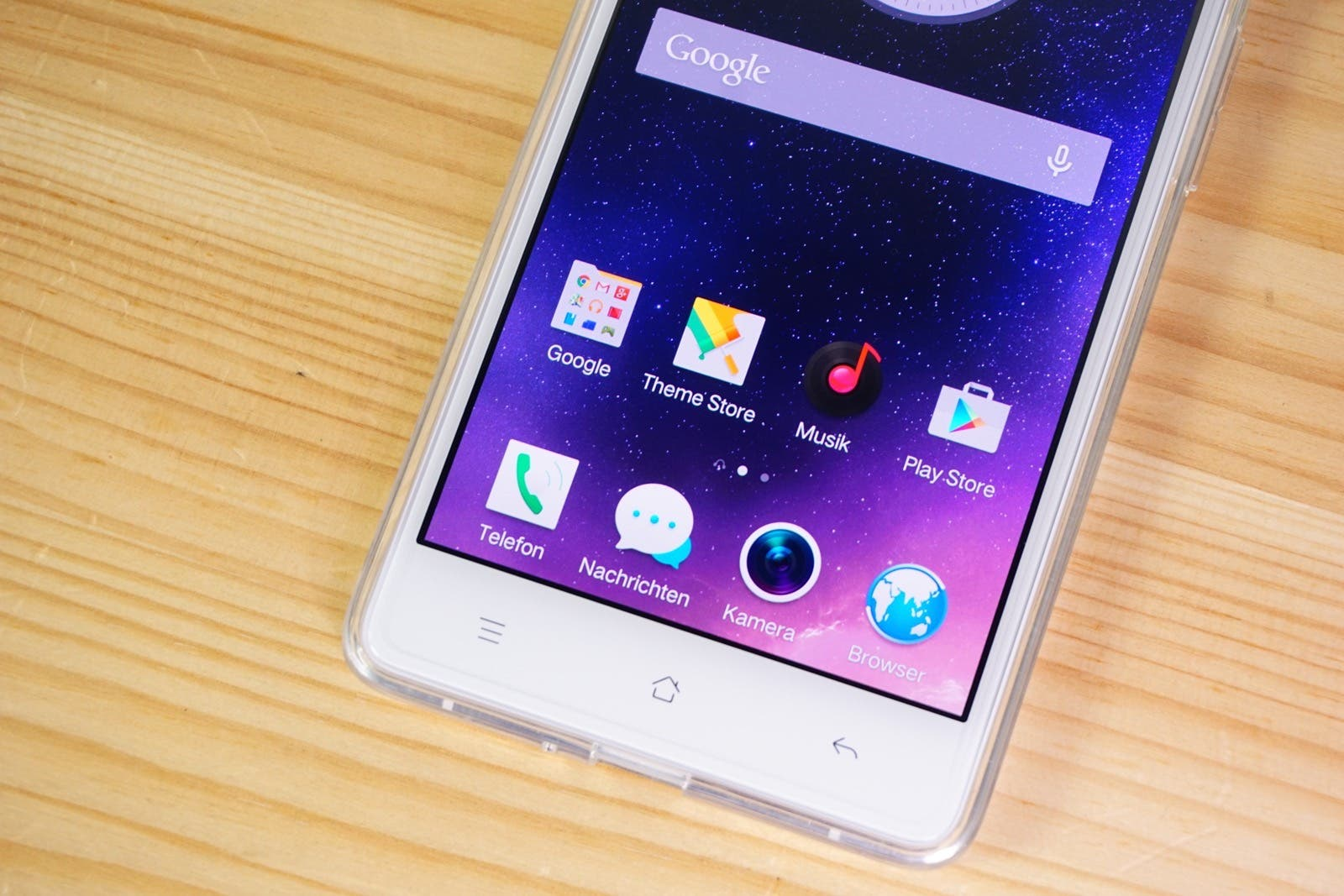 OPPO R7 Display
