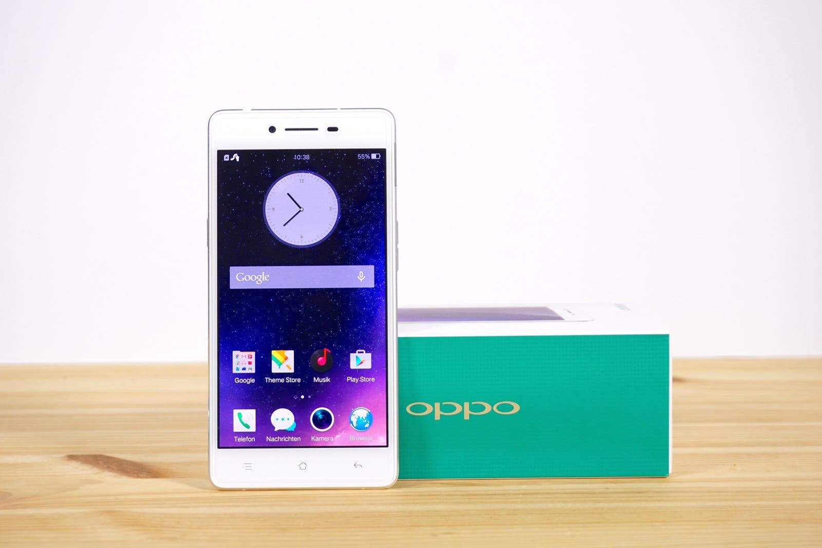 Oppo R7 Unboxing