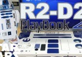 Star Wars R2-D2 PlayBook 4 – mobile PlayStation 4 im Star Wars-Gewand