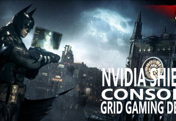 Gaming Performance NVIDIA Shield Android TV