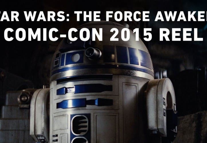 Star Wars Episode VII: The Force Awakens Preview