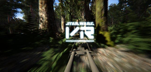 Star Wars Virtual-Reality Trailer für die Oculus Rift