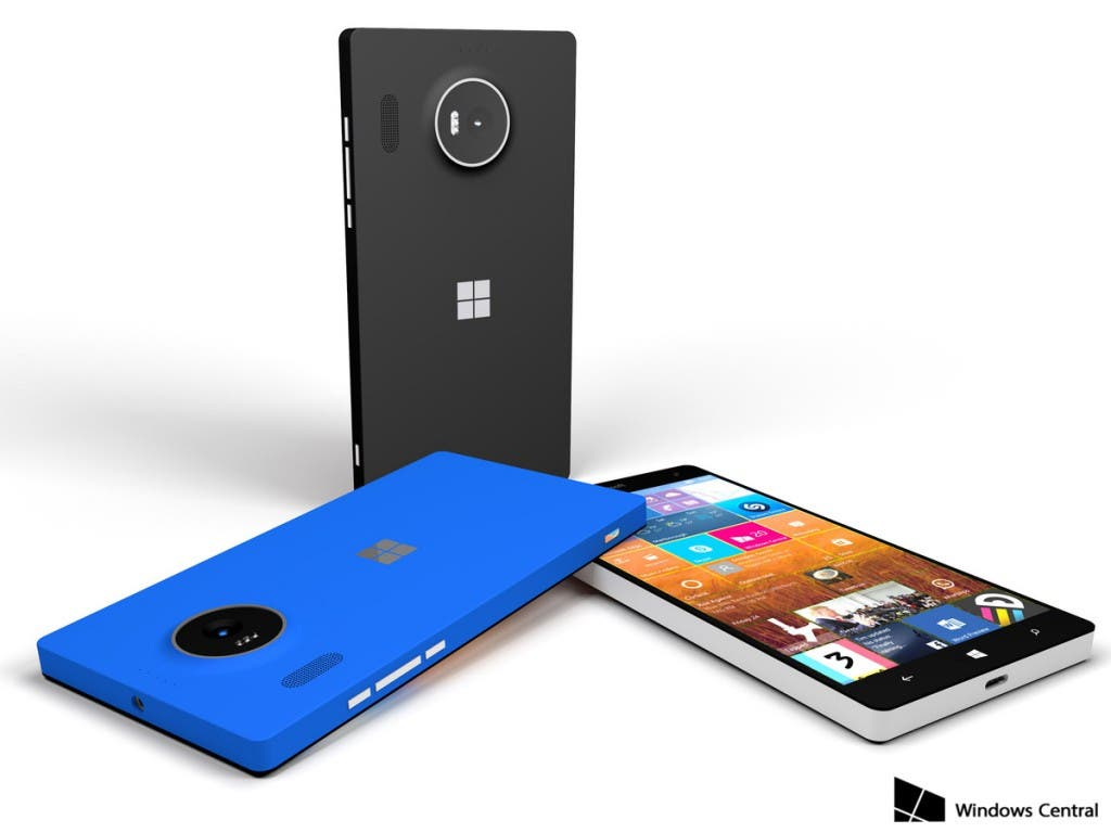 Render Lumia 950XL