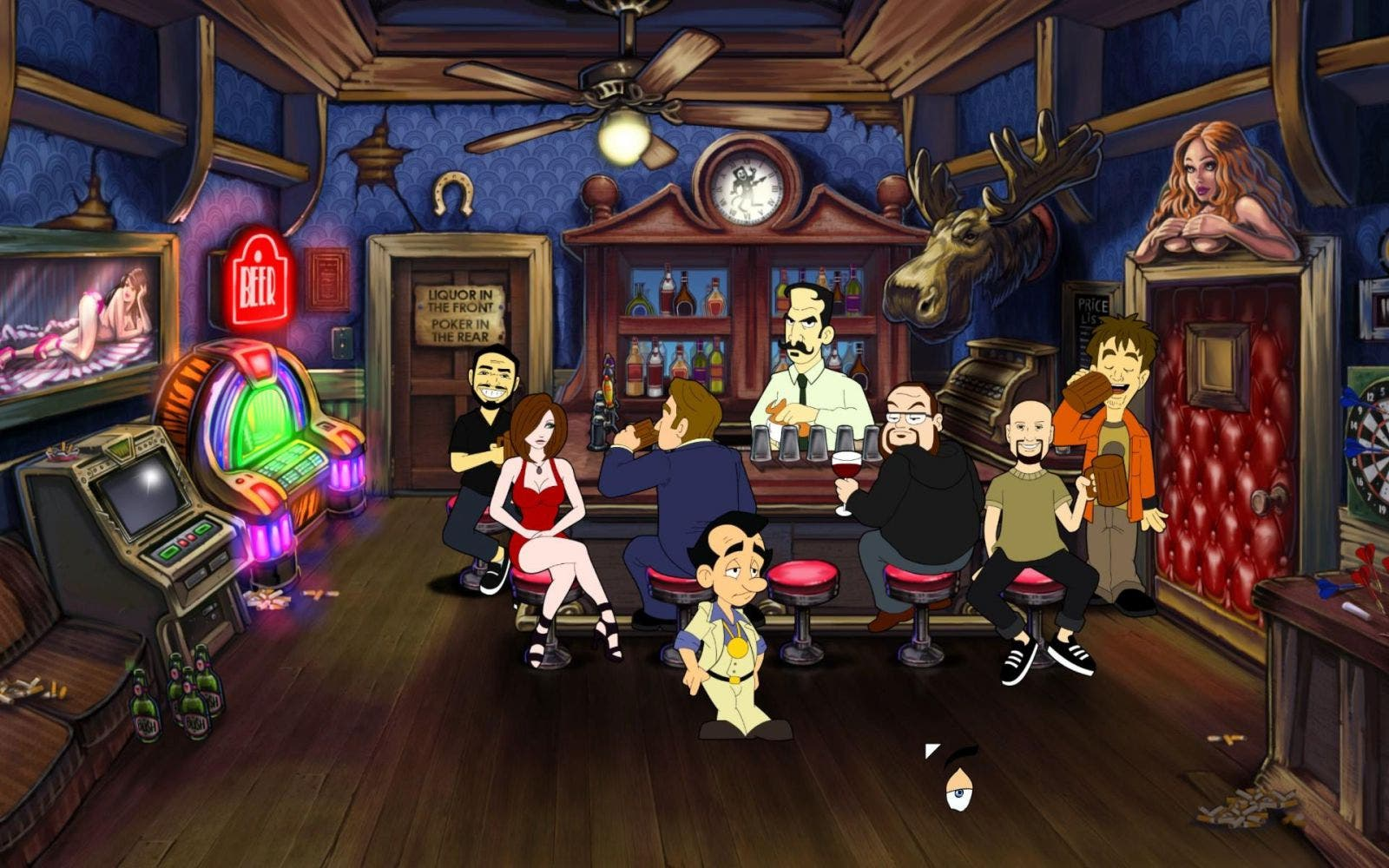 Screenshot: Leisure Seit Larry