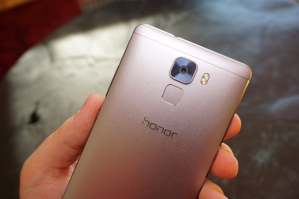 Honor 7 Hands On 5
