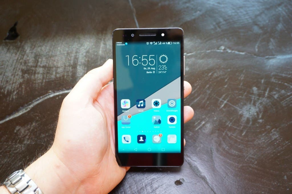 Honor 7 Hands On 6