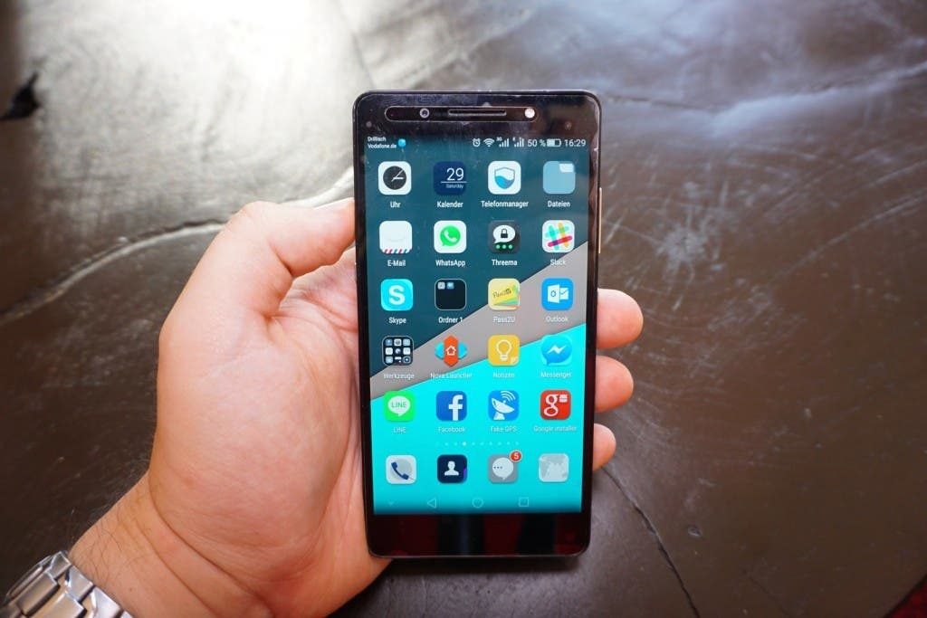 Honor 7 Hands On 8