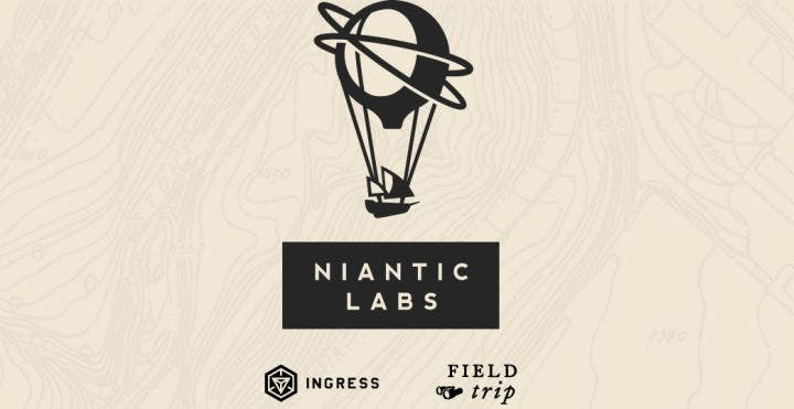 Niantic Labs Screenshot