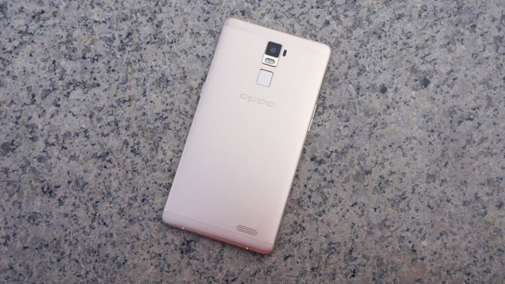 OPPO R7 Unboxing 6
