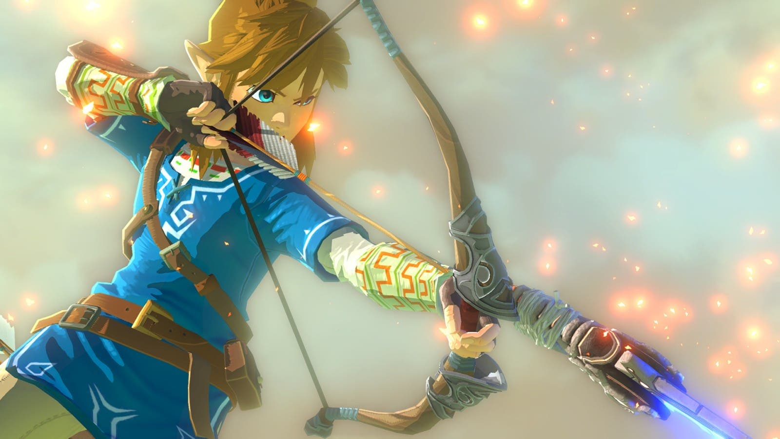 Screenshot: Zelda für Wii U
