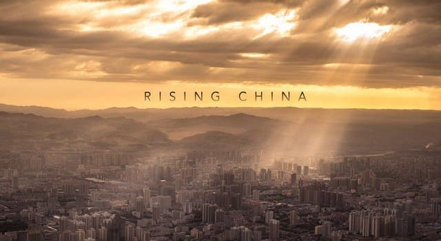Vimeo Video der Woche – Rising China – Lanzhou via Drohne gefilmt
