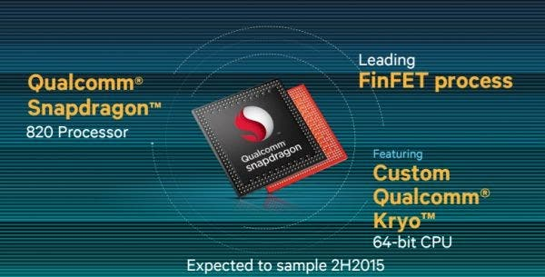 snapdragon 820 features