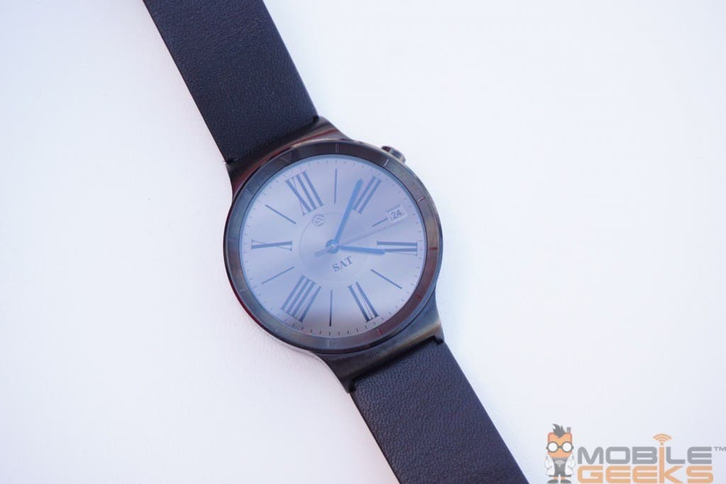 Huawei Watch Unboxing Test1