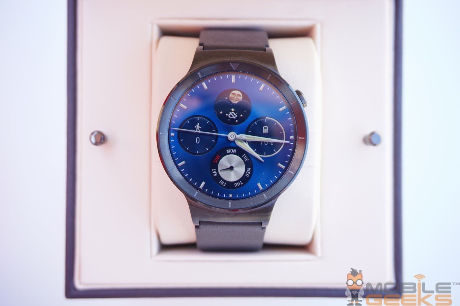 Huawei Watch Unboxing Test10